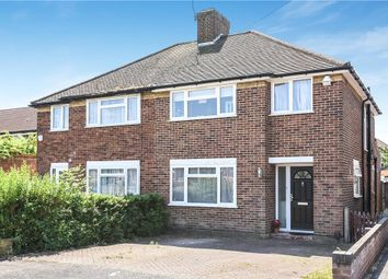 Thumbnail 3 bed semi-detached house for sale in Elstow Close, Ruislip, Middlesex
