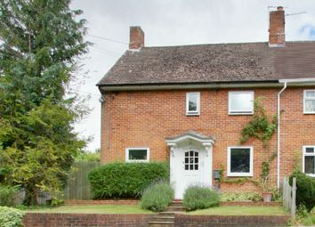 Thumbnail 4 bed semi-detached house for sale in Beech Grove, Wherwell