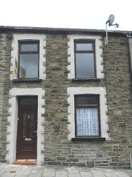 Thumbnail 3 bed terraced house to rent in Halifax Terrace Tynewydd, Treherbert