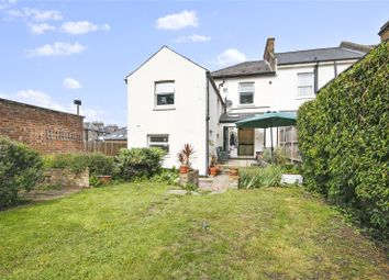 Thumbnail 3 bed flat for sale in Harefield Road, Brockley
