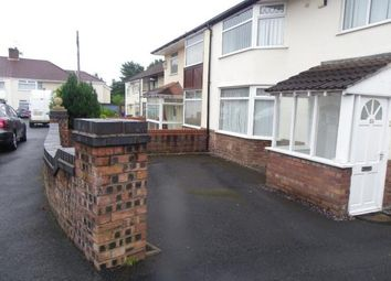 Thumbnail 3 bed semi-detached house to rent in Cherry Tree Lane, Liverpool