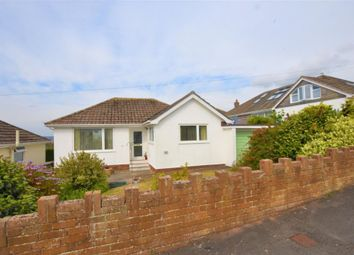 Thumbnail 2 bedroom detached bungalow for sale in Higher Woodway Road, Teignmouth, Devon