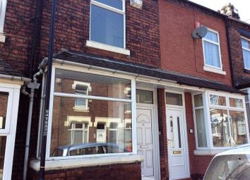 Thumbnail 2 bed terraced house to rent in Tintern Street, Hanley, Stoke-On-Trent