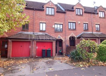 Thumbnail 3 bed town house for sale in Churchmead, Bassaleg, Newport.