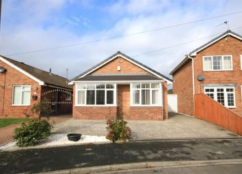 Thumbnail 2 bed detached bungalow for sale in Staunton Road, Cantley, Doncaster