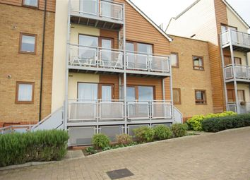 Thumbnail 2 bed flat to rent in Serenity Court, Evelyn Walk, Greenhithe