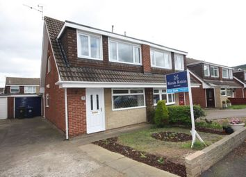 Thumbnail 3 bed semi-detached house for sale in Scarteen Close, Guisborough