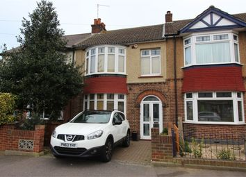 Thumbnail 3 bed terraced house to rent in Sturdee Avenue, Gillingham, Kent