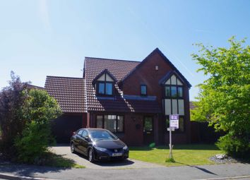 Thumbnail 5 bed detached house for sale in Evanstone Close, Horwich, Bolton