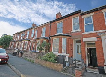Thumbnail 3 bedroom terraced house to rent in Powell Street, Derby