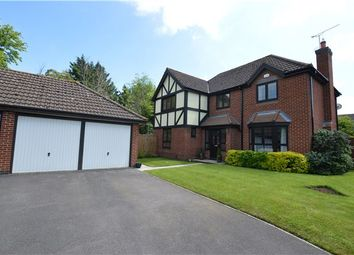 Thumbnail 4 bed detached house for sale in Roberts Close, Bishops Cleeve, Cheltenham, Gloucestershire