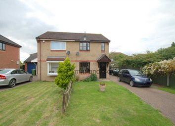 Thumbnail 2 bedroom property to rent in St. Nicholas Close, Long Stratton, Norwich
