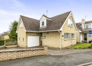 Thumbnail 4 bed detached house to rent in Foxhills Crescent, Lanchester, Durham