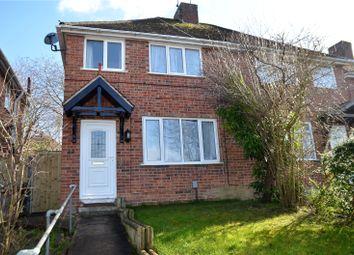 Thumbnail 3 bed semi-detached house for sale in Rodway Road, Tilehurst, Reading, Berkshire