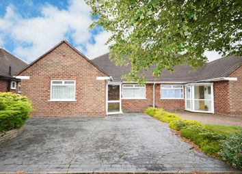 Thumbnail 2 bed semi-detached bungalow for sale in Dovedale Avenue, Shirley, Solihull