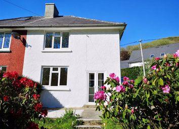 3 bed semi-detached house for sale in Maes Isfryn, Llanfarian, Aberystwyth SY23