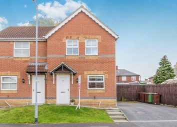 Thumbnail 3 bed semi-detached house for sale in Beachill Crescent, Havercroft, Wakefield