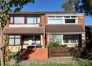 Thumbnail 3 bed end terrace house to rent in Nechells, Birmingham, Birmingham