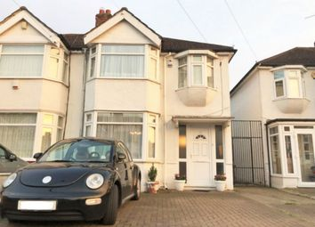 Thumbnail 3 bed terraced house for sale in Hadleigh Road, Edmonton
