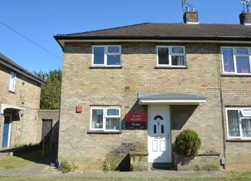 Thumbnail 1 bed flat to rent in The Woodlands, Eastfield, Peterborough