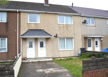 Thumbnail 3 bed terraced house for sale in Moorland Road, Port Talbot, Neath Port Talbot.