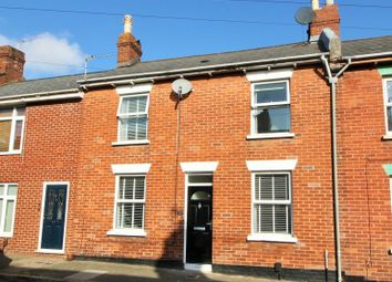 Thumbnail 3 bed terraced house for sale in Alpha Street, Exeter