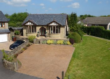 Thumbnail 4 bed detached bungalow for sale in Colne Road, Sough