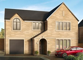 Thumbnail 4 bed detached house for sale in Cowlersley Lane, Cowlersley, Huddersfield