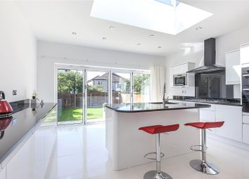 Thumbnail 4 bedroom semi-detached house for sale in Broad Walk, London