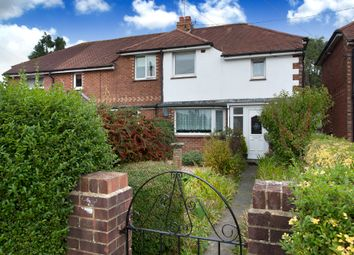 Thumbnail 2 bed semi-detached house for sale in Northway Road, Wick, Littlehampton