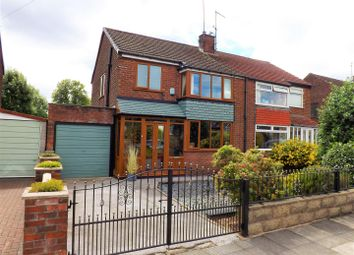 Thumbnail 3 bed semi-detached house for sale in Lulworth Road, Middleton, Manchester