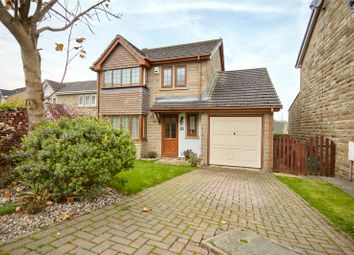 Thumbnail 3 bed detached house for sale in Low Wood, Wilsden, Bradford, West Yorkshire