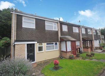 Thumbnail 3 bedroom detached house to rent in Northolt Avenue, Bishops Stortford, Herts