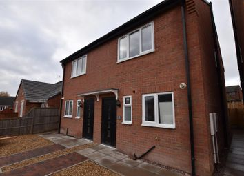 2 bed property for sale in Vicars Court, Clipstone Village, Mansfield NG21