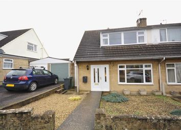 Thumbnail 2 bed semi-detached house for sale in Burford Drive, Stroud