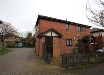 Thumbnail 1 bed semi-detached house to rent in Primatt Crescent, Shenely Church End