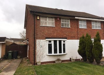 Thumbnail 3 bed property to rent in Swallowfield, Tamworth
