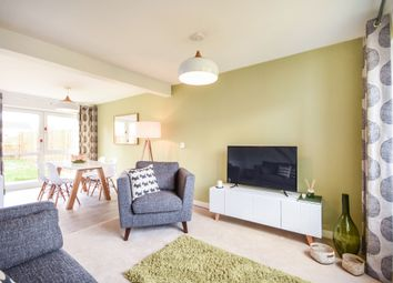 Thumbnail 2 bed terraced house for sale in Yew Close, Raf Lakenheath, Brandon