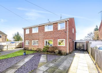 Thumbnail 3 bed semi-detached house for sale in Pear Tree Close, Lindford, Bordon