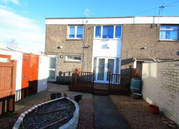 Thumbnail 2 bed end terrace house for sale in Annandale Gardens, Glenrothes, Fife, Scotland