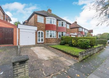 Thumbnail 3 bed semi-detached house for sale in Clay Lane, South Yardley, Birmingham, West Midlands