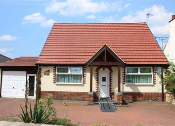 Thumbnail 3 bed detached bungalow for sale in North Wingfield Road, Grassmoor, Chesterfield, Derbyshire