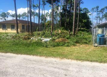 Thumbnail Land for sale in Hudson Estates, Grand Bahama, The Bahamas
