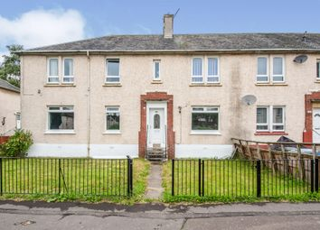 Thumbnail 4 bed flat for sale in Lockhart Avenue, Cambuslang, Glasgow