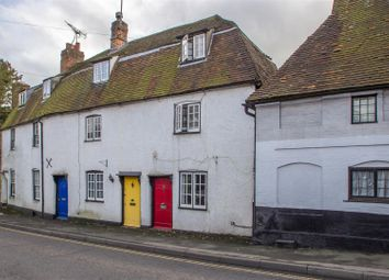 Thumbnail 2 bed terraced house for sale in Vicarage Hill, Westerham