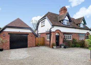 Thumbnail 4 bed semi-detached house for sale in Westfield Cottages, Henley Road, Medmenham, Marlow