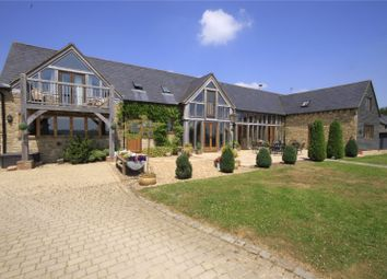 Thumbnail 5 bed detached house for sale in Barnes Green, Brinkworth, Wiltshire