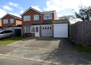 Thumbnail 4 bed property to rent in Hare Close, Buckingham