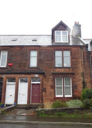 Thumbnail 2 bedroom flat for sale in 18 Cardoness Street, Dumfries
