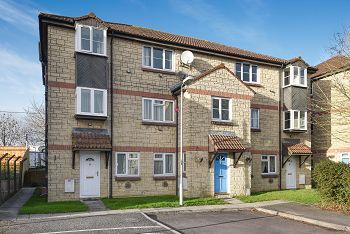 Thumbnail 1 bed property for sale in Imberwood Close, Warminster